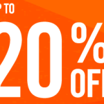EasyJet promotional deal 2020 - up to 20% off selected flights!