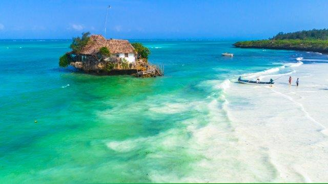 Full-service SkyTeam flights from Frankfurt, Germany to Zanzibar for €386!
