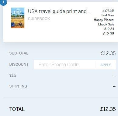 Lonely Planet promotion code 2019 - up to 50% discount!