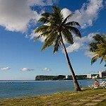 Return flights from Amsterdam to Guam from €514!