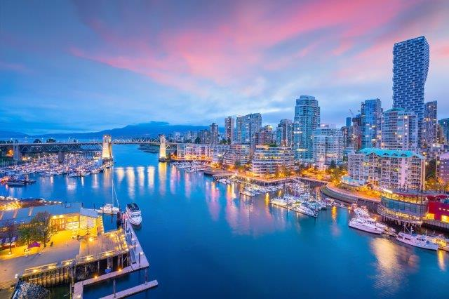 Air France cheap non-stop flights from Paris to Vancouver for €334!