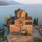 Cheap flights from Vienna to Lake Ohrid, North Macedonia from €20!