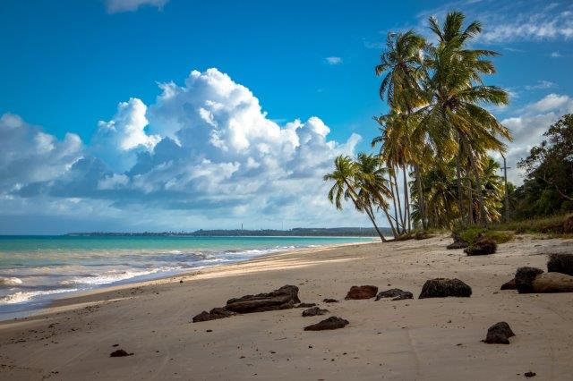 Return flights to Maceió, Brazil from France, Spain or Portugal from €378!