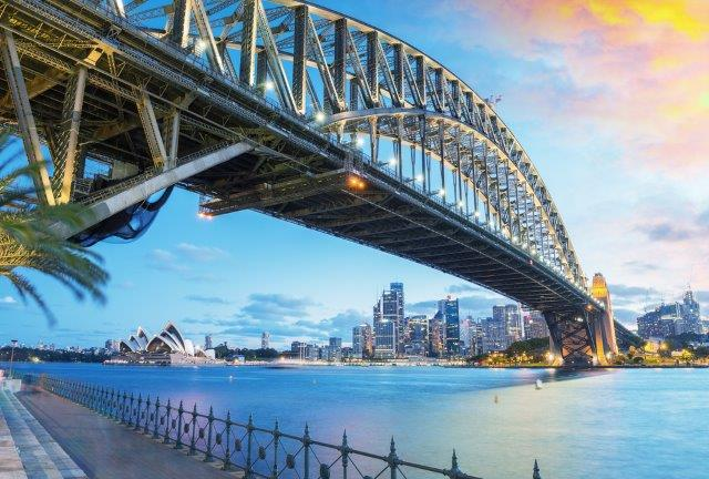 Fly direct with British Airways from London to Sydney for only £551 return!