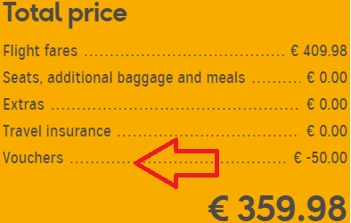 Condor Airlines promotion code 2020 - €50 discount all flights!