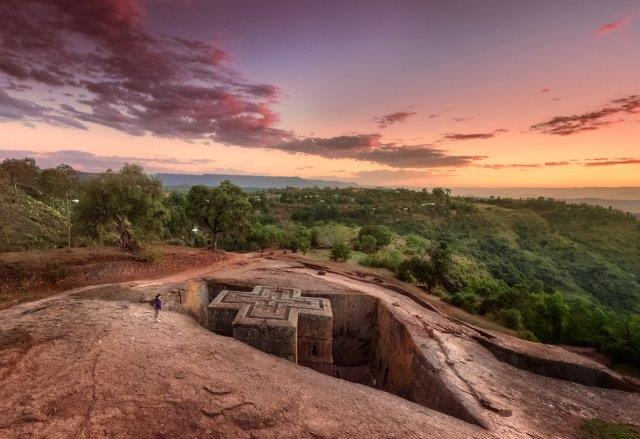 Full-service return flights from Milan, Italy to Ethiopia for €368!