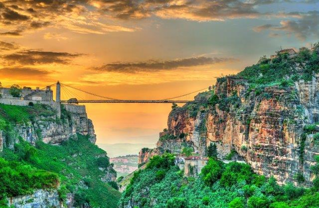 Cheap non-stop return flights from France to various cities in Algeria for €55!