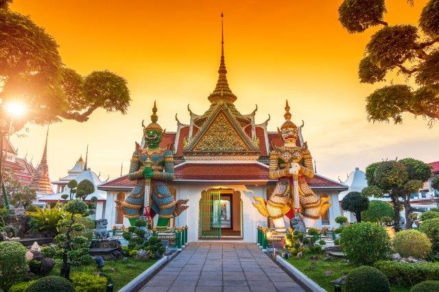 Swiss/Lufthansa high season flights from the UK to Thailand from £334!