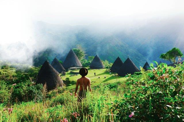 Return flights from Europe to the Indonesian side of Timor from €564 or £598!