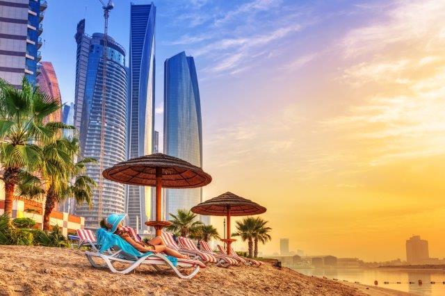 Etihad full-service return flights from the UK to Dubai for £259!