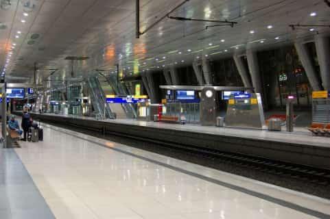 Frankfurt Airport Railway