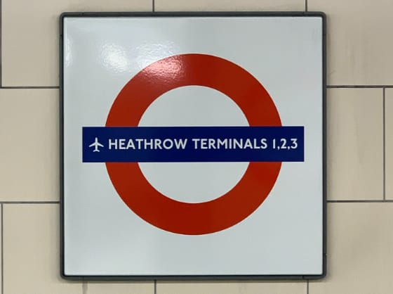 Heathrow Airport Guide - Underground