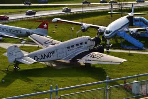 Munich Airport Guide - Besucherpark