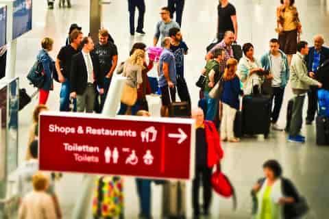 Munich Airport Guide - Terminal