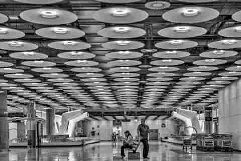 Madrid Barajas Airport Guide - Interior