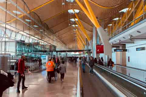Madrid Terminal 4S