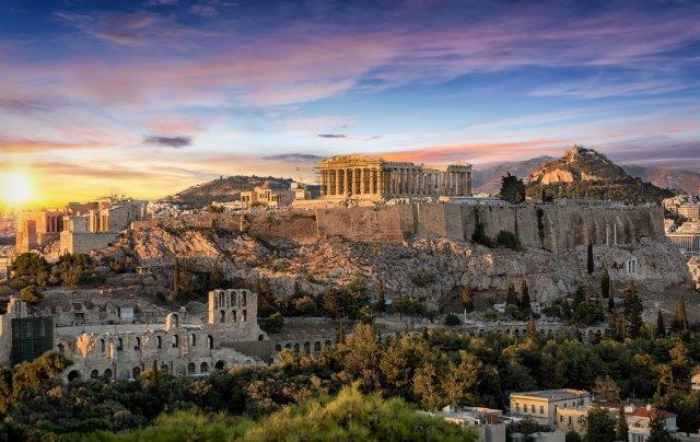 Return London Flights to Greece (Athens) for only £18 round trip!