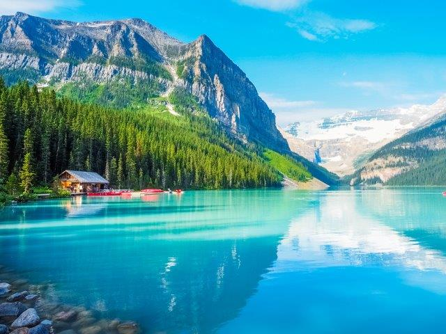 Cheap Air France KLM flights from Ireland to Vancouver or Calgary from €264 return!