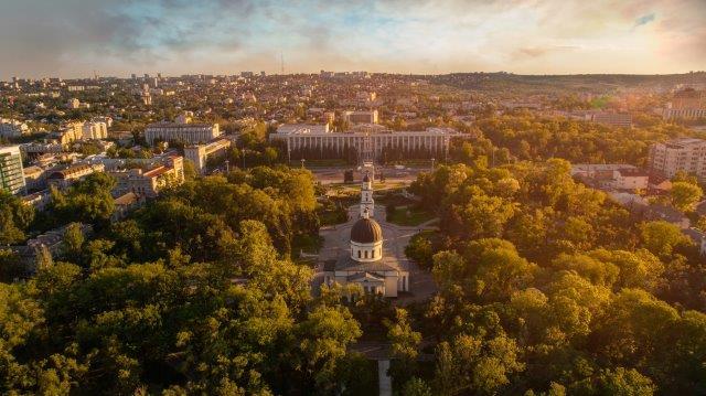 Cheap flights from Vienna, Austria to Chisinau, Moldova for €19.98!