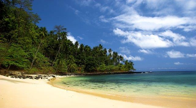 Return flights from Portugal to Sao Tome & Principe from €414!