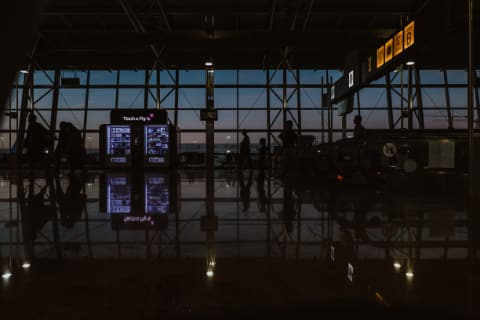 Brussels Airport Guide - Interior