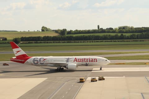 Vienna Airport Guide - Austrian Airlines