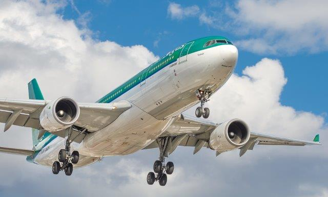 Aer Lingus sale: Non-stop flights from Ireland to North America from €277!