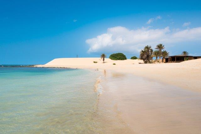 Cheap return flights from Brussels to Cape Verde from €243!