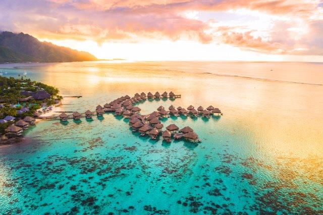 Return flights from Paris to Papeete, French Polynesia for €798!
