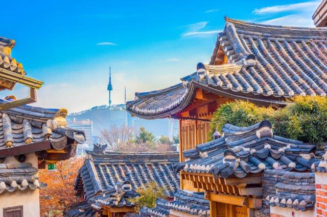 Etihad Airways flights from Germany to Seoul, South Korea from €387!