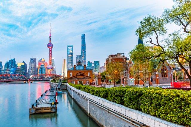 Non-stop flights from London to Shanghai for £347 retu