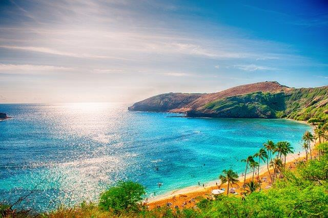 Cheap flights from Amsterdam to Hawaii from €334 return!