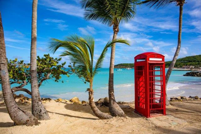 Cheap non-stop flights from London to Antigua & Barbuda in the Caribbean from £353!