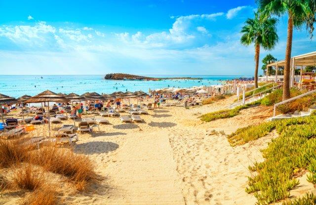 Cheap flights from Eindhoven to Cyprus from €19.18!