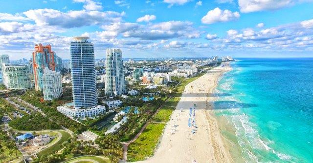Cheapest flights to Miami Florida airline promotions and discount deals Flynous
