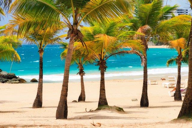 Cheap return flights from France to Puerto Rico or US Virgin Islands from €260!