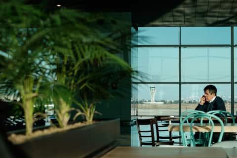 Barcelona Airport Lounge