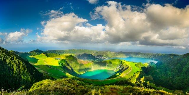 Return flights from European cities to the Azores from €116 or £39, Non-stop flights from Lisbon for €48!