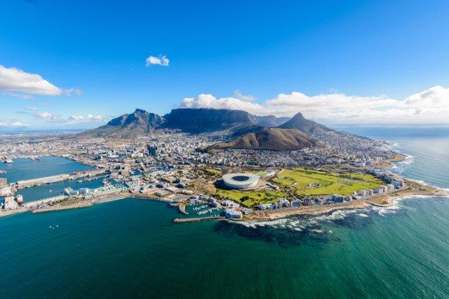 Lufthansa/Swiss return flights from Amsterdam to Johannesburg €323 or Cape Town €390!