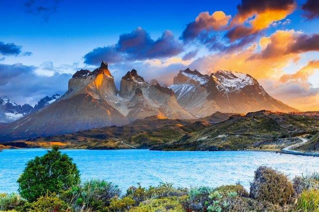 Return flights from Germany to Chile with Iberia from €491!