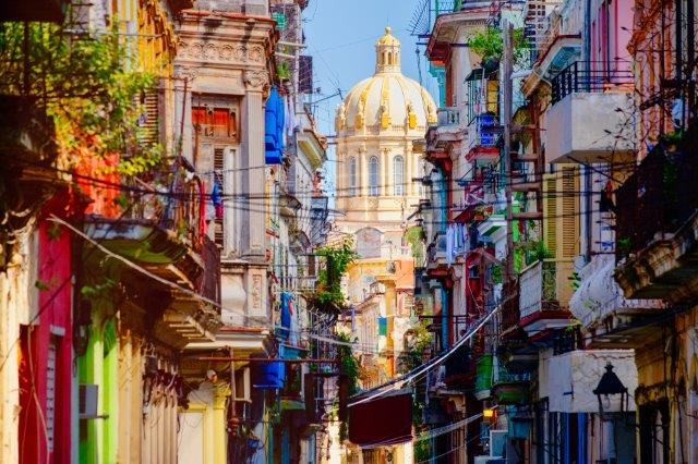 Full-service flights from Brussels to Havana, Cuba for €365!