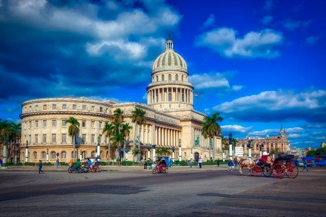 Cheap Air France flights from Italy to Cuba from €381!