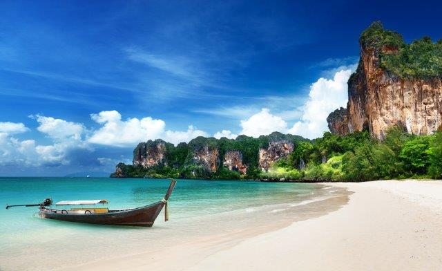 High-season Qatar Airways flights from S ofia to Krabi, Thailand from just €377!