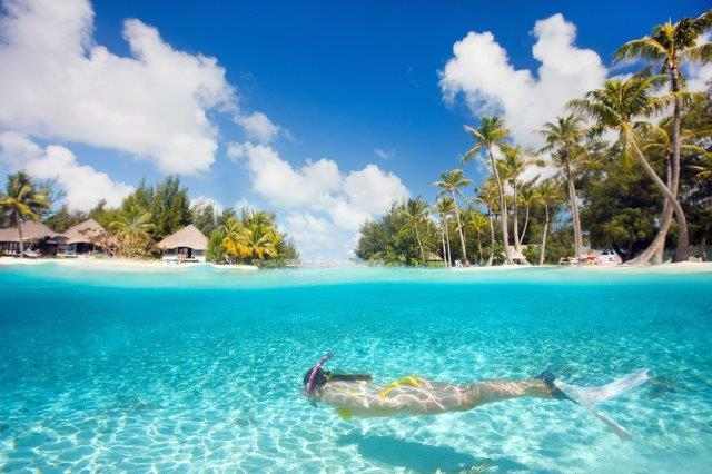 Full-service flights from Vienna to Malé, Maldives for €441!