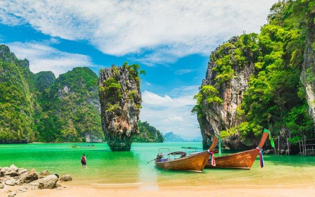 Cheap Etihad return and open-jaw flights from Vienna to Thailand from €369!