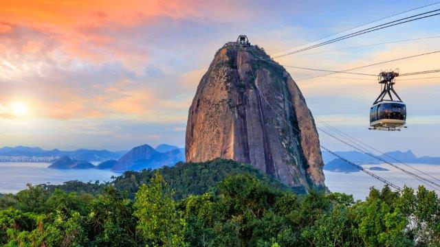 Return flights from Paris to Brazil (Rio de Janeiro) from just €316!