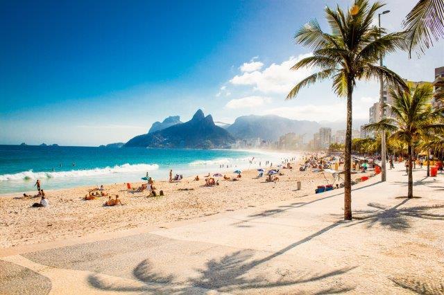 Return flights from Copenhagen to Rio de Janeiro or Sao Paulo for €353!
