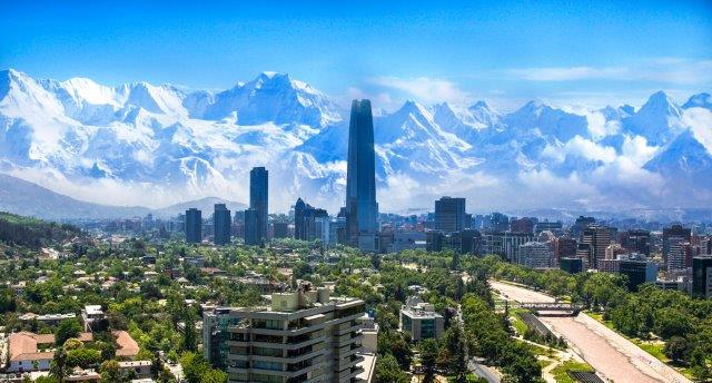 Cheap return flights from Paris to Santiago de Chile for €393!