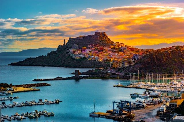 Return flights from London to Sardinia (Alghero, Cagliari ...