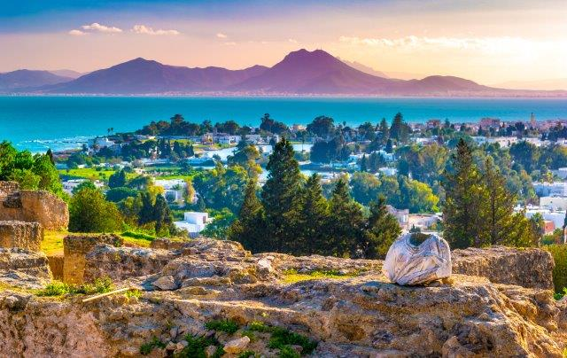 Non-stop flights from Brussels to Tunis, Tunisia from €124!